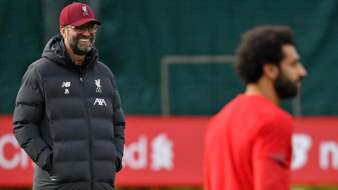 Jurgen Klopp Bangga dengan Skuat Liverpool