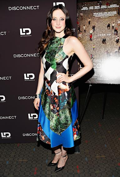 """Disconnect"" New York Special Screening - Arrivals"