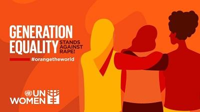This year, on November 25 – the International Day for the Elimination of Violence Against Women – the theme is 'Orange the World: Generation Equality Stands Against Rape'. Starting this year and for the next two years, the UN Secretary General's UNiTE to End Violence Against Women campaign will focus on the issue of rape as a specific form of harm committed against women and girls, with the aim of preventing and ending all forms of violence against women.