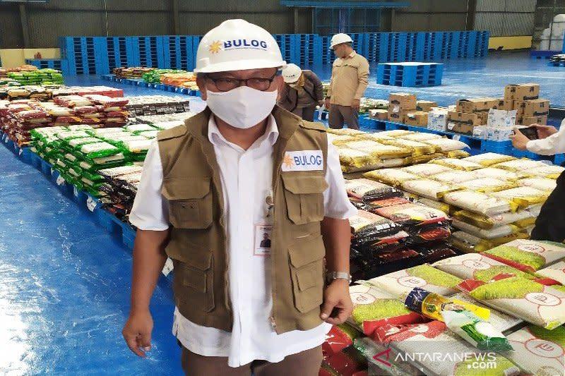 Bulog Sumut capai target pembelian beras petani 2020