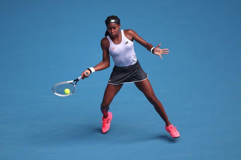 WTA roundup: Goff upsets Sabalenka in Lexington