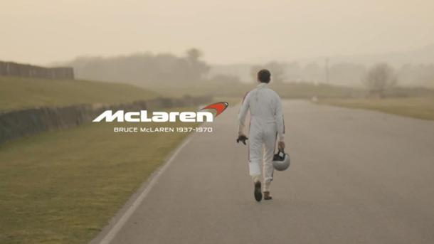 McLaren's founder remembered in touching video tribute