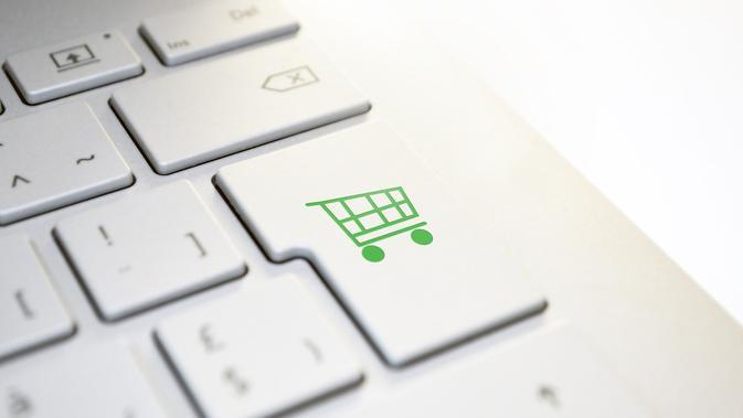 Ilustrasi ecommerce, e-commerce, toko online. Kredit: athree23 via Pixabay