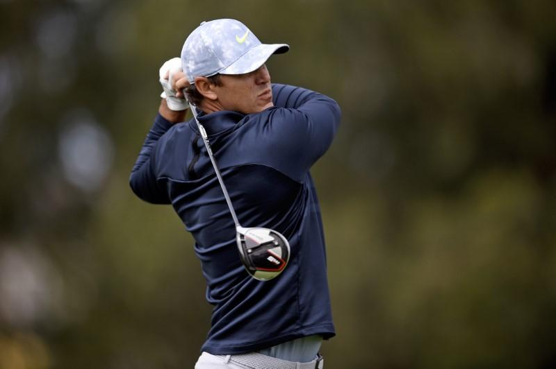 Koepka makes solid start in bid for PGA Championship three-peat
