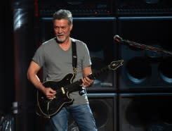 Legenda rock Van Halen meninggal dunia karena kanker