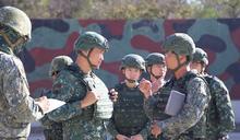 金防部戰備任務訓練實兵演練 落實風險管控