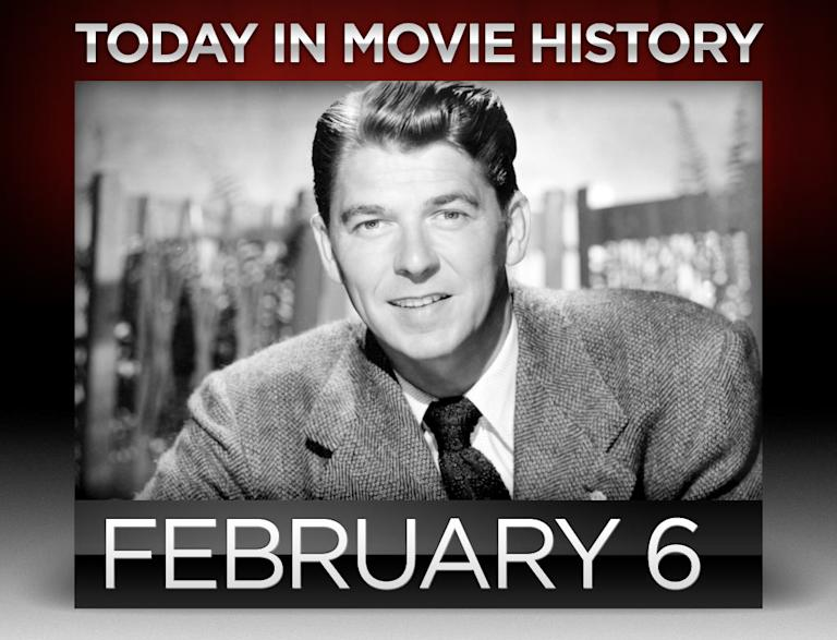 Today in movie history,february 6