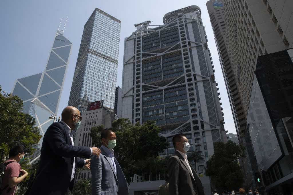 【胡國威專欄】無限QE下銀行按揭竟收緊?