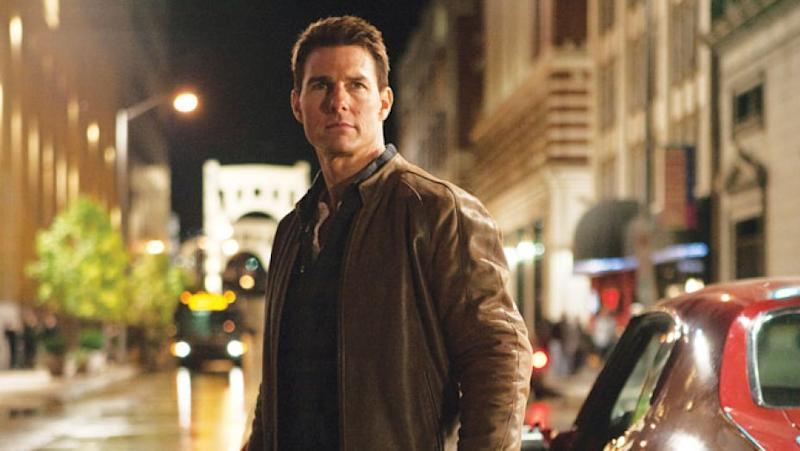 Cruise as Jack Reacher (Credit: Paramount)