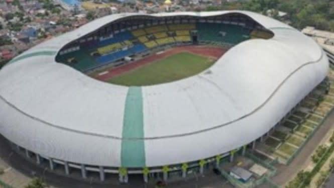 Bekasi Siapkan Stadion Tampung Pasien Corona