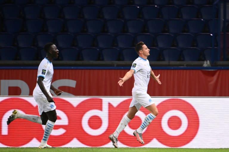 Marseille end long PSG curse as Neymar among five sent off