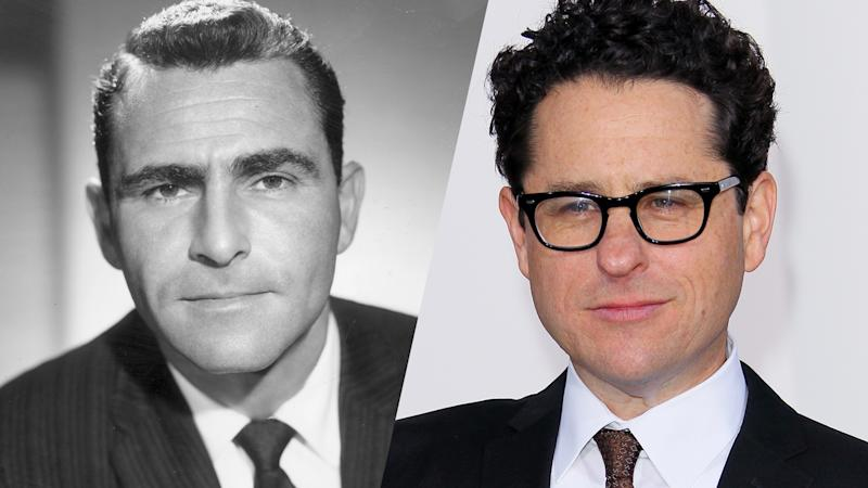 J.J. Abrams to Develop Rod Serling Screenplay