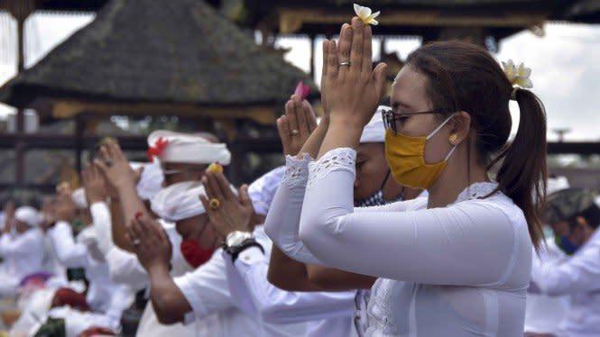 Bali Koreksi Hasil Tes Corona 400 Lebih yang Sempat Dinyatakan Positif