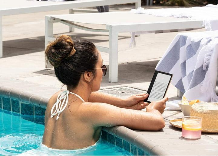10th generation Kindle Oasis e-reader