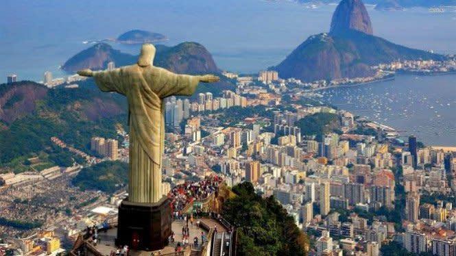 Bak Karma Tolak Social Distancing, Brasil Masuk Tertinggi Corona Dunia
