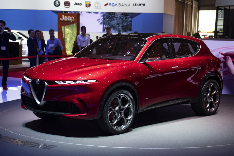 Alfa Romeo Suv >> Will This Little Suv Finally Make Alfa Romeo Relevant