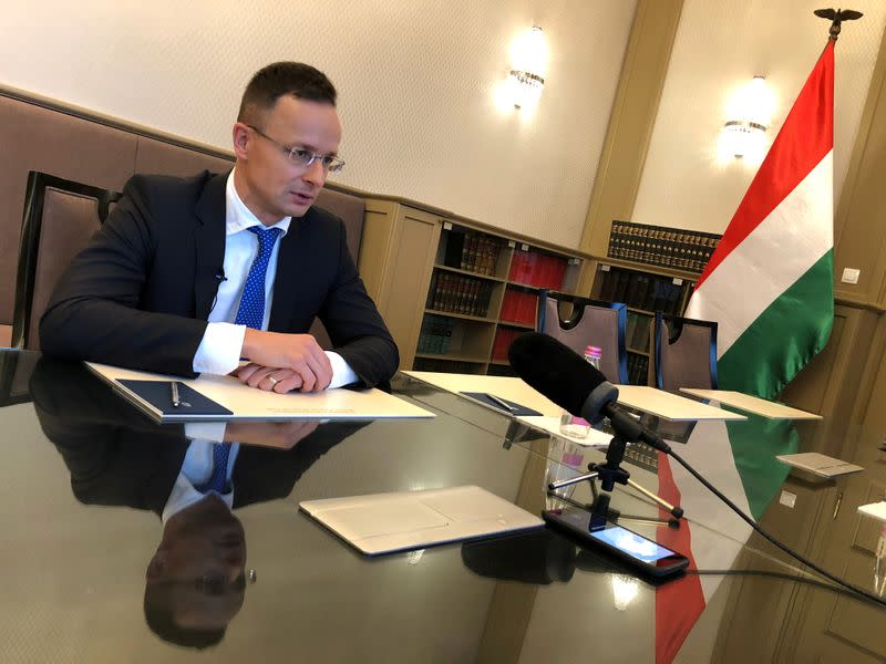 Hungary summons Nordic diplomats over rule-by-decree row