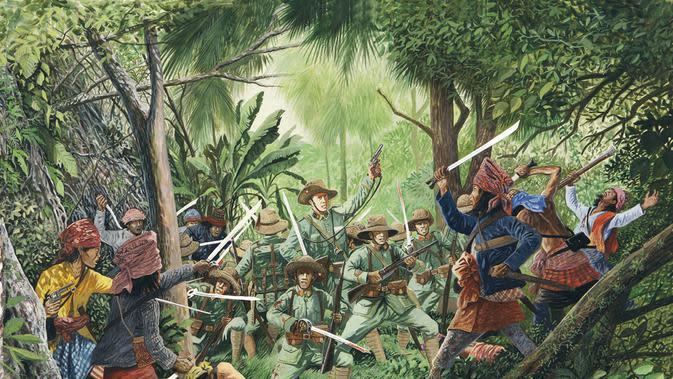 Perang Aceh | via: djenderal4arwah.wordpress.com