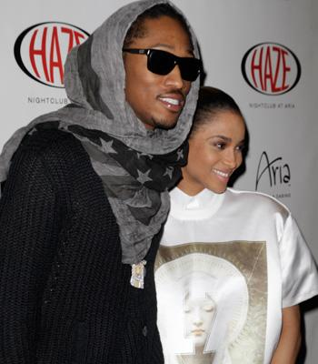 Ciara Calls Future's Lips Her VIP Section