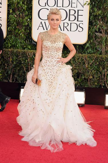70th Annual Golden Globe Awards - Arrivals: Julianne Hough