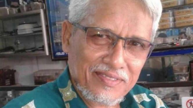 Anggota Juru Runding GAM Helsinki Nurdin Abdul Rahman Meninggal
