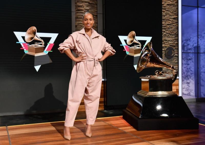 Alicia Keyes, Grammys