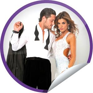 Exclusive 'Dancing With the Stars' Sticker From GetGlue and Yahoo! TV