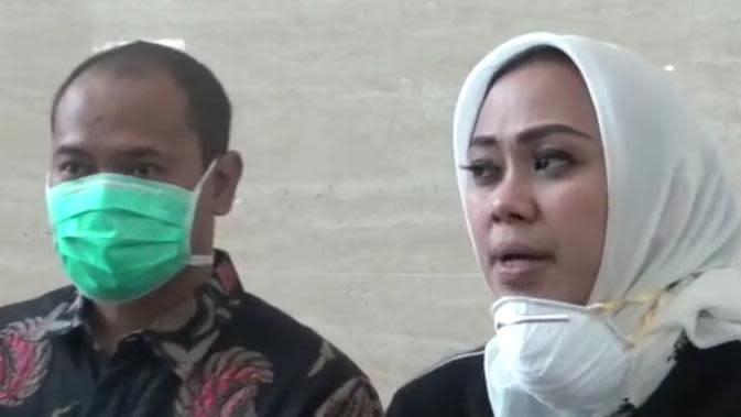 Bupati Karawang Cellica Nurrachadiana. (Liputan6.com/ Abramena)