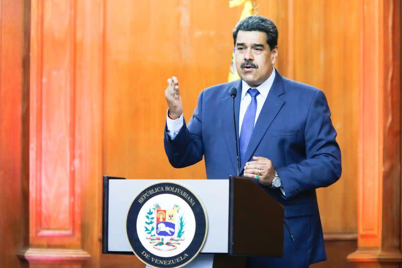 U.S. blacklists four individuals, alleging Venezuela election interference