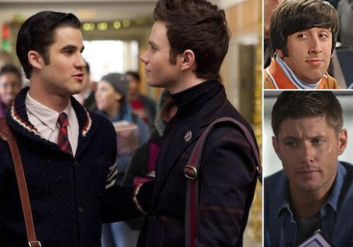 Is Glee's Klaine Doomed? Is Big Bang a Big Bully? Supernatural a Tease? And More TV Qs!