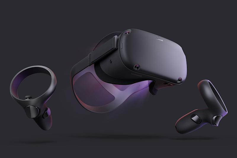 Oculus Quest marked as discontinued by retailers ahead of Facebook Connect