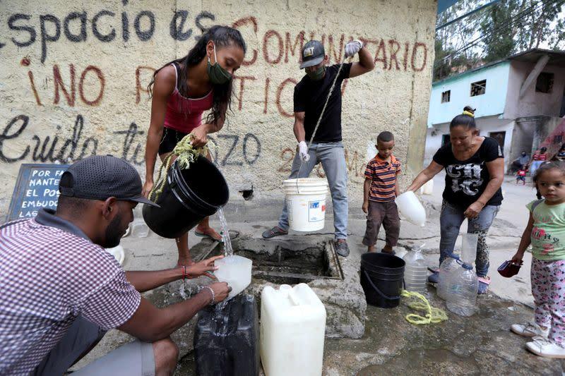 Venezuela's Zulia state emerges as coronavirus hot spot