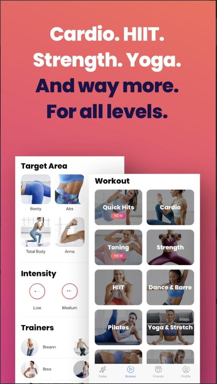 best free workout apps for ios and android fiton app1