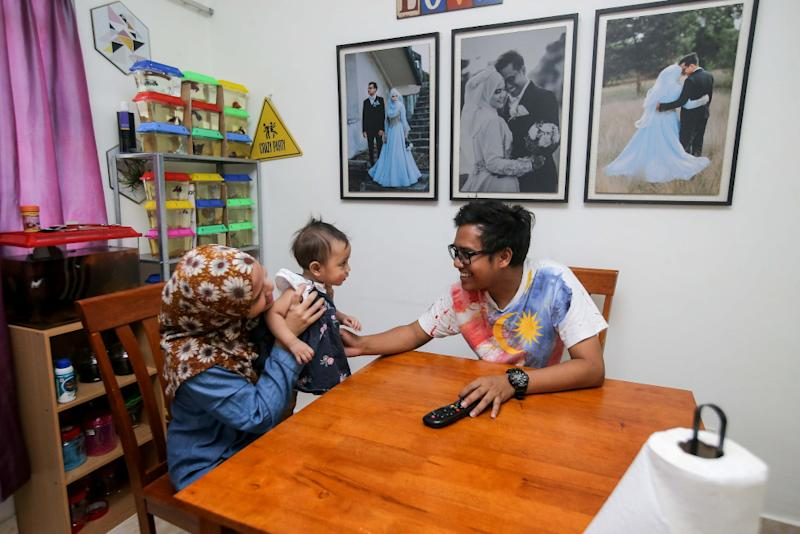 The Health Ministry appeared to take a dig at the Women's Development Department in a tweet on what parents of young children can do to alleviate the boredom that comes with being cooped up indoors all day. — Picture by Farhan Najib