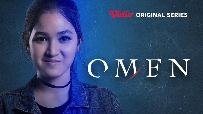 Peran Cut Syifa sebagai Erika dalam Vidio original series Omen (credit: Vidio)