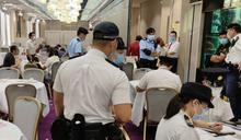 元朗猛人酒樓擺百人壽宴疑違禁聚令 警取閉路電視片段調查