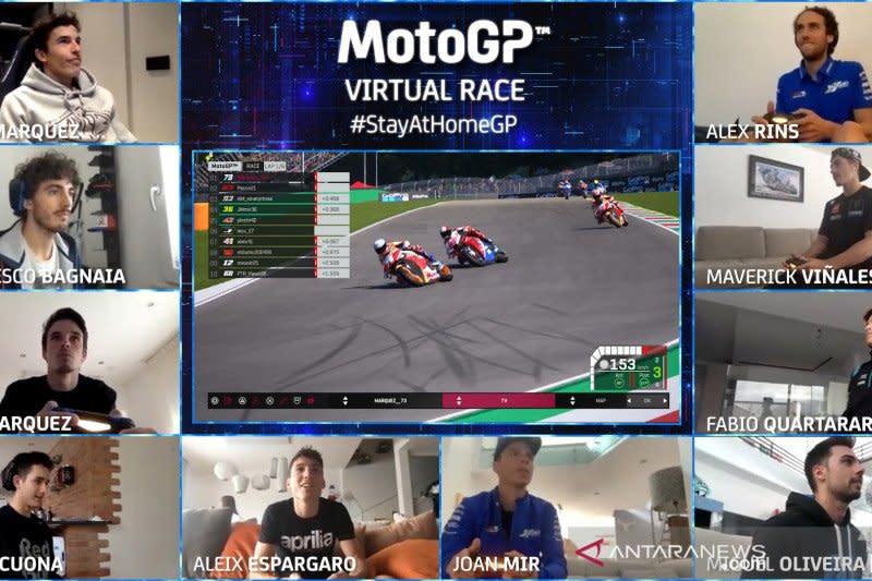 Grand Prix MotoGP Italia dan Catalunya ditunda