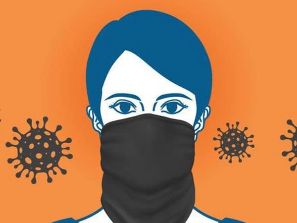 Penumpang KRL Dilarang Pakai Masker Buff dan Scuba, Tak Efektif Cegah COVID-19?