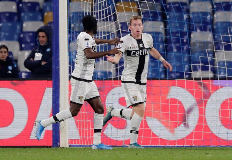 Juventus sign Sweden midfielder Kulusevski