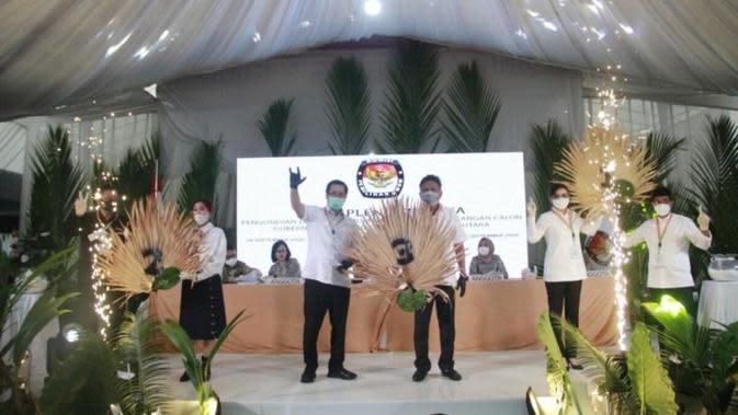 Mendagri Tunjuk Agus Fatoni sebagai Penjabat Gubernur Sulut