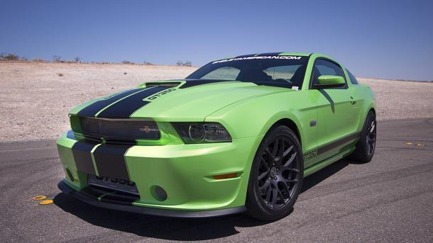 How a 2013 Shelby GT350 lives up to Carroll Shelby's legacy: Motoramic Drives