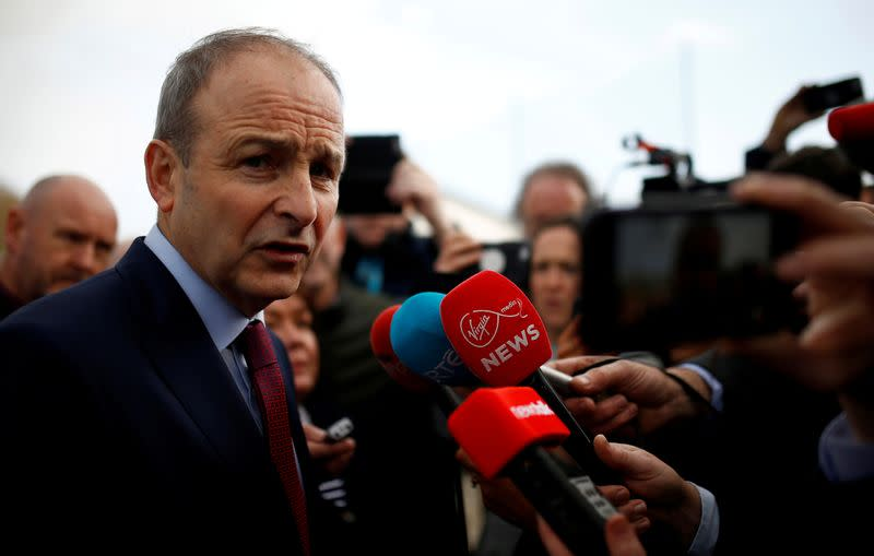 Martin named new Irish prime minister, vows to tackle deep recession