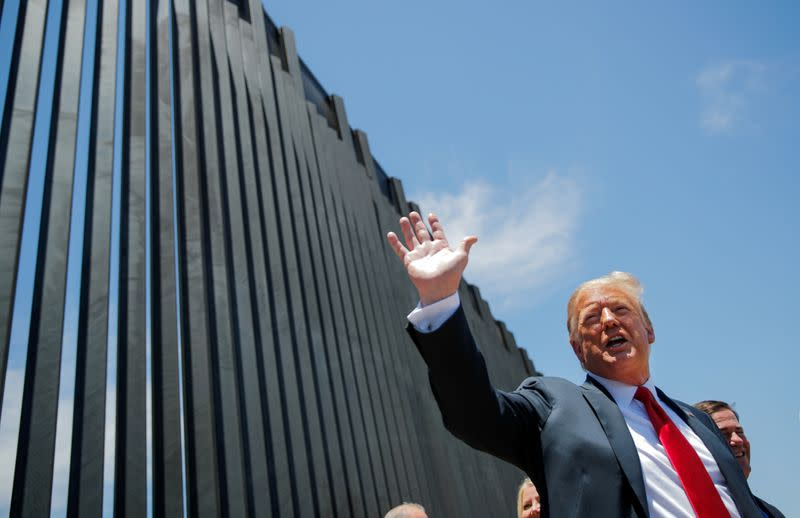 Trump administration seeks sweeping DNA collection of immigrants, U.S. sponsors