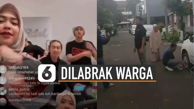 VIDEO: Libatkan Banyak Kru, Ria Ricis Dilabrak Warga