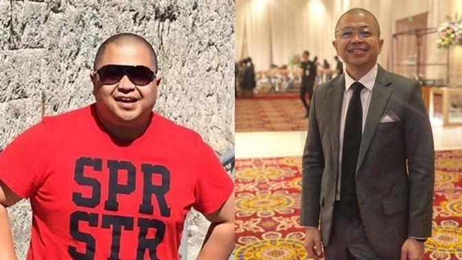 7 Transformasi Seleb yang Sukses Turunkan Berat Badan Ini Bikin Pangling (Sumber: Instagram/@kemalmochtar