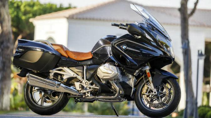BMW Motorrad Recall R 1250 Gara-Gara Stiker