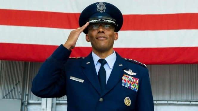 Sejarah Berubah, Jenderal Kulit Hitam Pimpin Angkatan Udara Amerika