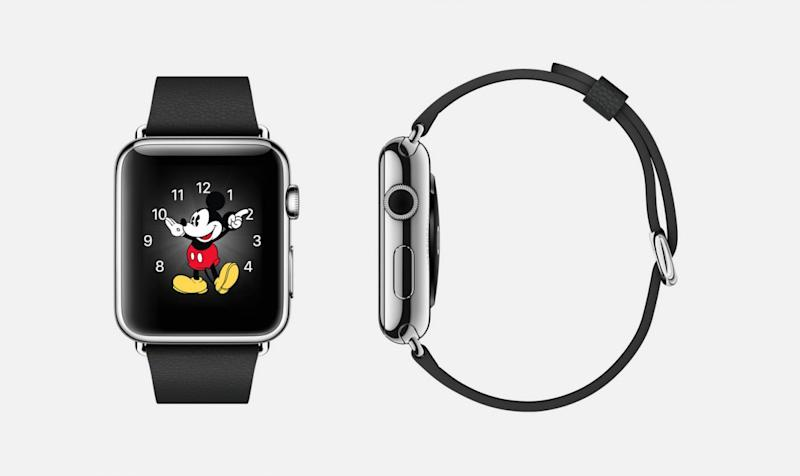 This awesome infographic tells you every Apple Watch gesture you'll need to use