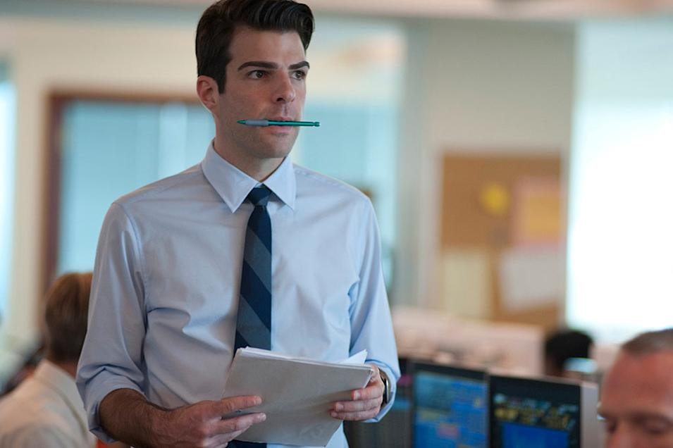 "Best Original Screenplay: J.C. Chandor, ""Margin Call"""