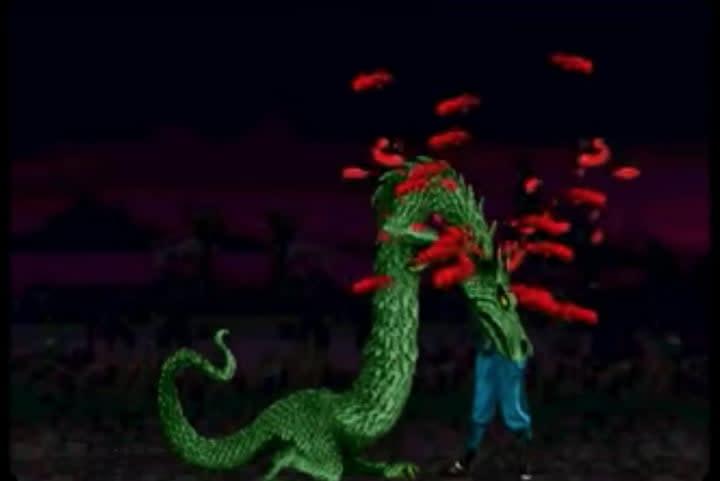 Liu Kang – Dragon | Best Mortal Kombat Fatalities